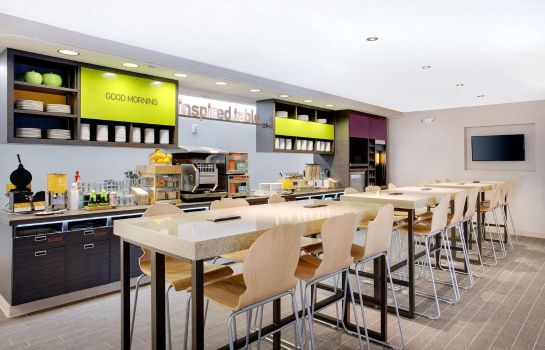 Ristorante Home2 Suites by Hilton Chicago Schaumburg