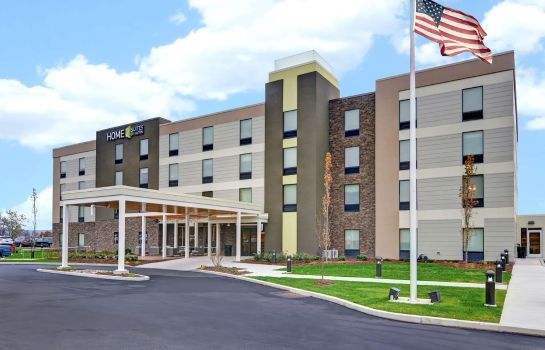 Buitenaanzicht Home2 Suites by Hilton Dickson City Scranton