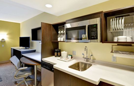 Habitación Home2 Suites by Hilton Dickson City Scranton