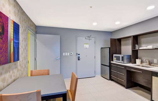 Hotel bar Home2 Suites by Hilton Stafford Quantico