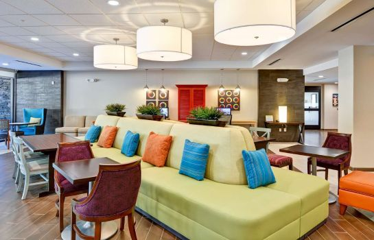 Hotelhalle Home2 Suites by Hilton Stafford Quantico