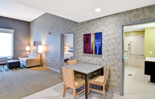 Habitación Home2 Suites by Hilton Stafford Quantico
