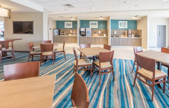 Restaurante Fairfield Inn & Suites Des Moines Altoona