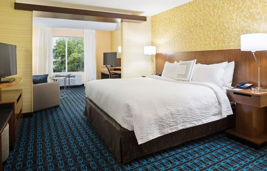Zimmer Fairfield Inn & Suites Belle Vernon