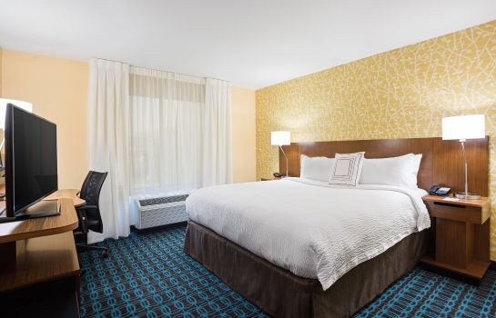 Camera Fairfield Inn & Suites Belle Vernon
