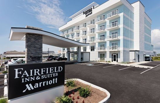 Vista exterior Fairfield Inn & Suites Ocean City