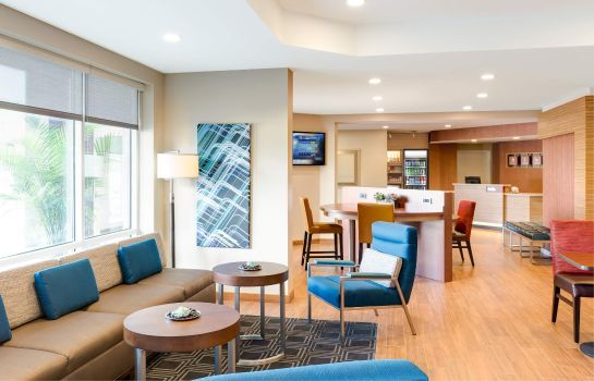 Hotel-Bar TownePlace Suites Cranbury South Brunswick