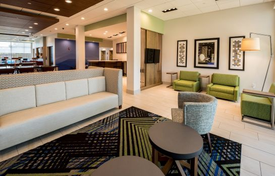 Hotelhalle Holiday Inn Express NORTH AUGUSTA - SC