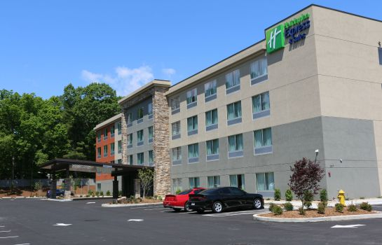 Exterior view Holiday Inn Express & Suites HENDERSONVILLE SE - FLAT ROCK