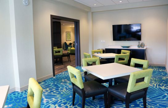 Conference room Holiday Inn Express & Suites HENDERSONVILLE SE - FLAT ROCK