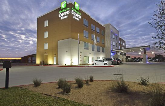 Exterior view Holiday Inn Express & Suites BROOKSHIRE - KATY FREEWAY