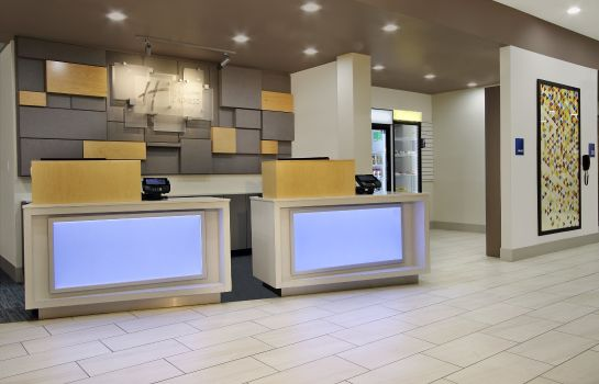 Lobby Holiday Inn Express & Suites BROOKSHIRE - KATY FREEWAY