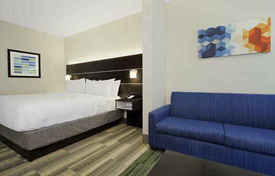 Zimmer Holiday Inn Express & Suites BROOKSHIRE - KATY FREEWAY