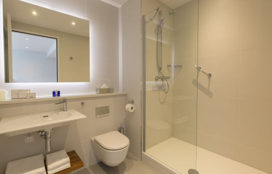 Bagno in camera PREMIER SUITES PLUS Rotterdam