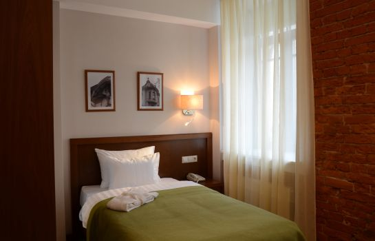 Single room (standard) Grafskiy Hotel