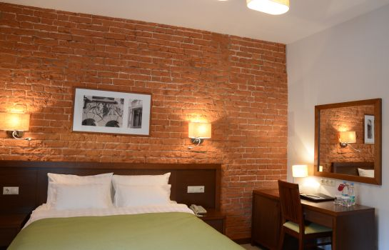 Double room (standard) Grafskiy Hotel