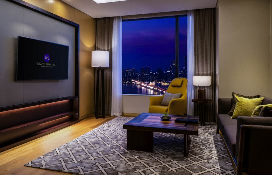 Suite Grand Mercure Ambassador Hotel and Residences Seoul Yongsan