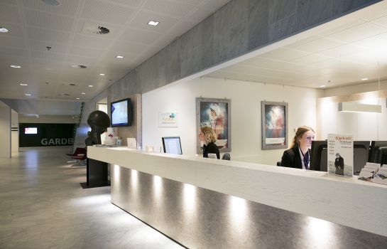 Vista interior Theaterhotel Venlo