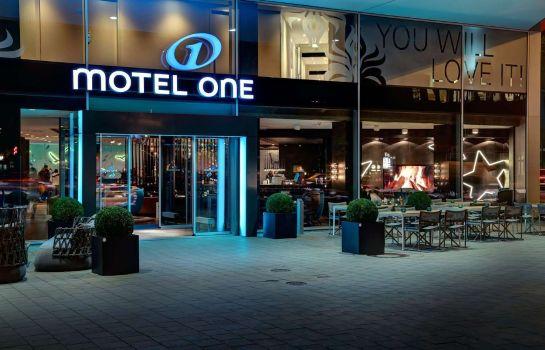 motel one am michel in hamburg hotel de. Black Bedroom Furniture Sets. Home Design Ideas