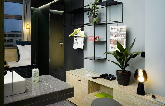 hotel 25hours berlin bikini hotel de. Black Bedroom Furniture Sets. Home Design Ideas