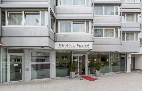Frankfurt Skyline Hotel