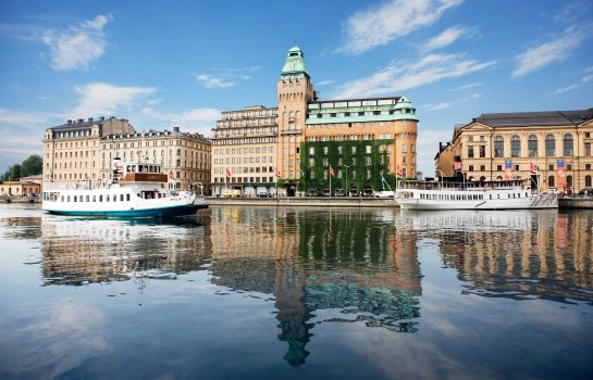 Buitenaanzicht RADISSON COLLECTION STRAND HOTEL STOCKHOLM