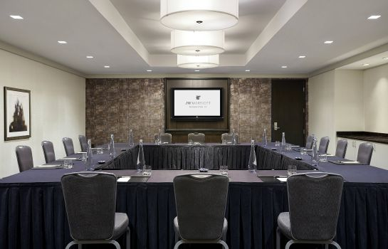 Conference room JW Marriott Washington DC