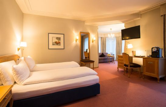 Junior Suite Lindner Grand Hotel Beau Rivage