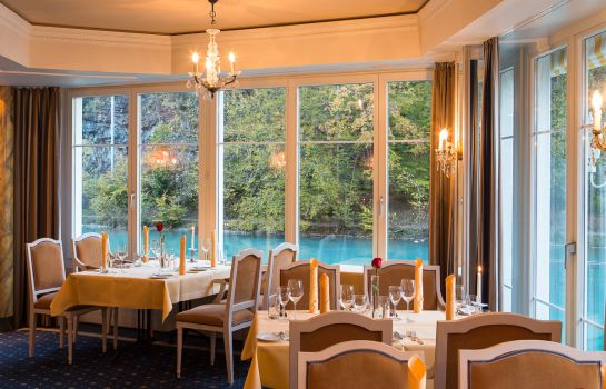 Restaurant 2 Lindner Grand Hotel Beau Rivage