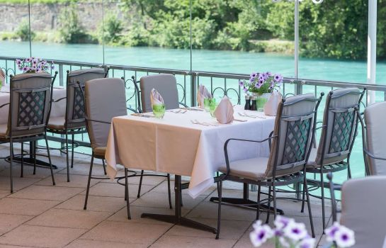Restaurant Lindner Grand Hotel Beau Rivage