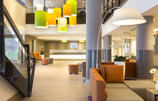 Hotelhalle Holiday Inn AMSTERDAM