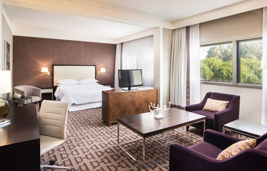 Suite Sheraton Roma Hotel & Conference Center