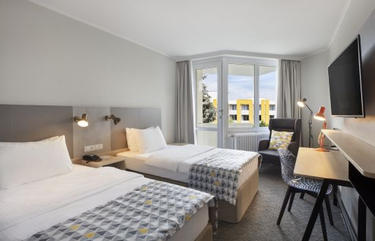 Doppelzimmer Standard Holiday Inn MUNICH - SOUTH
