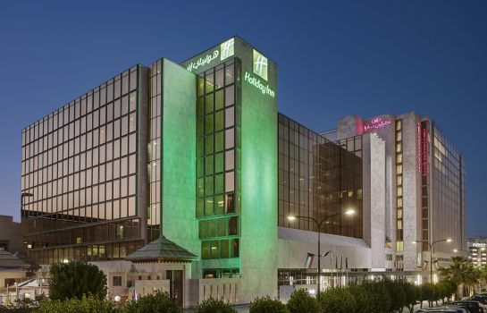 Buitenaanzicht Holiday Inn KUWAIT AL THURAYA CITY