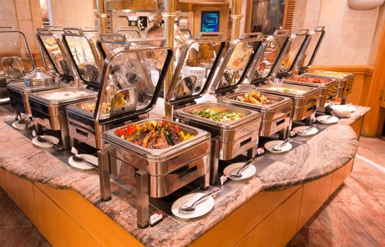 Restaurant Holiday Inn KUWAIT AL THURAYA CITY