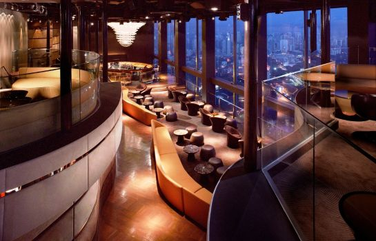 Bar del hotel Swissotel The Stamford