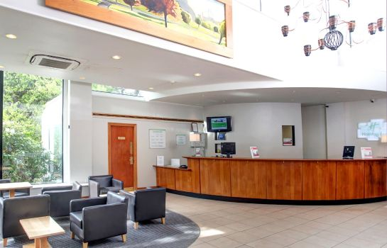 Lobby Holiday Inn EDINBURGH - CITY WEST
