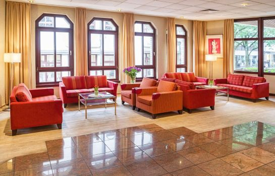 Hall Golden Tulip Bielefeld City