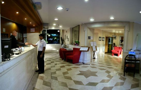 Hotelhalle Delle Muse