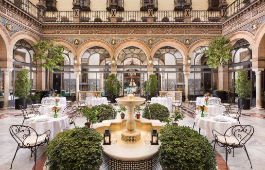 Restaurante Hotel Alfonso XIII a Luxury Collection Hotel Seville