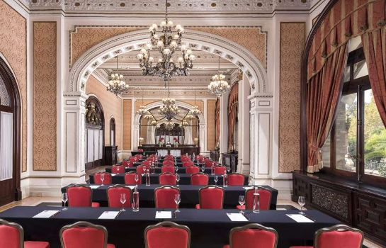 Sala de reuniones Hotel Alfonso XIII a Luxury Collection Hotel Seville