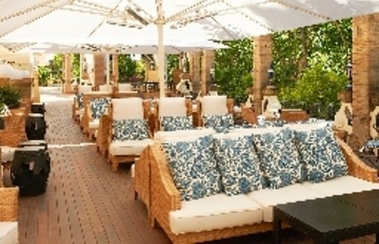 Terraza Hotel Alfonso XIII a Luxury Collection Hotel Seville