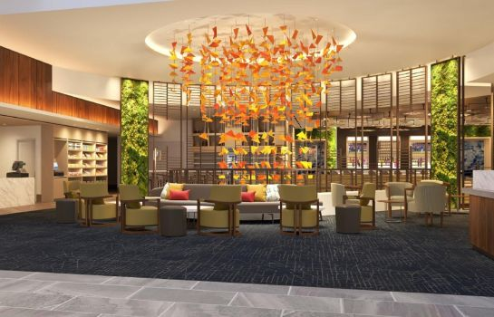 Hotelhal DoubleTree by Hilton Chicago - Magnificent Mile