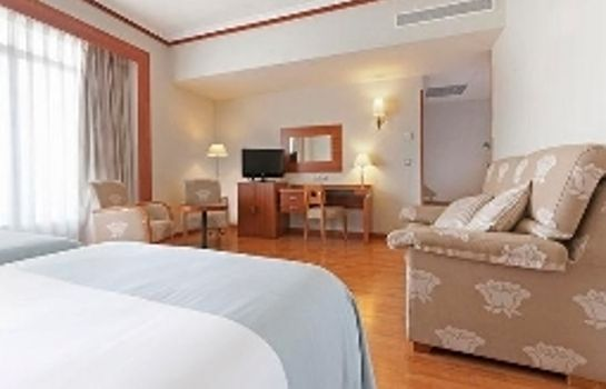 Junior-suite Hotel Mad Plaza España managed by Melia