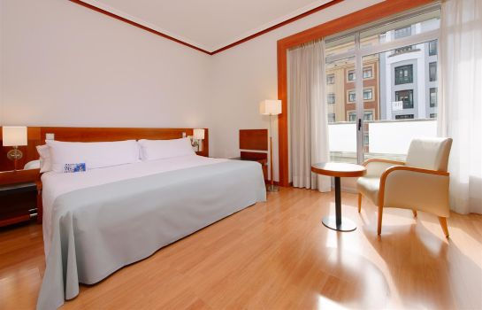 Kamers Hotel Mad Plaza España managed by Melia