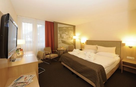 Zimmer Best Western Plus Central Hotel Leonhard
