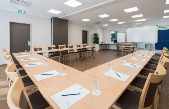 Conference room Best Western Hotel Breitbach