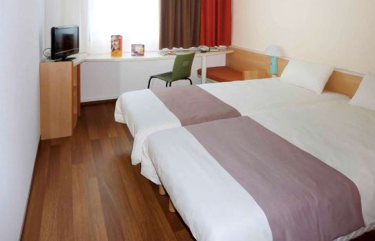 Chambre ibis Frankfurt Messe West