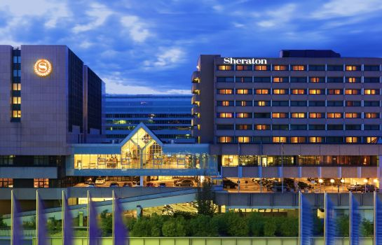 Exterior view Sheraton Frankfurt Airport Hotel and Conference Center