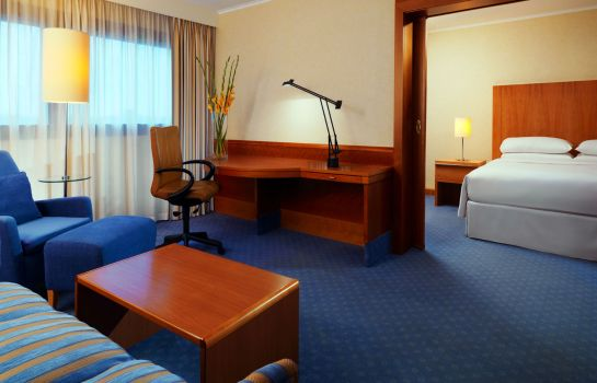 Junior suite Sheraton Frankfurt Airport Hotel and Conference Center